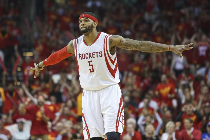 Houston Rockets forward Josh Smith