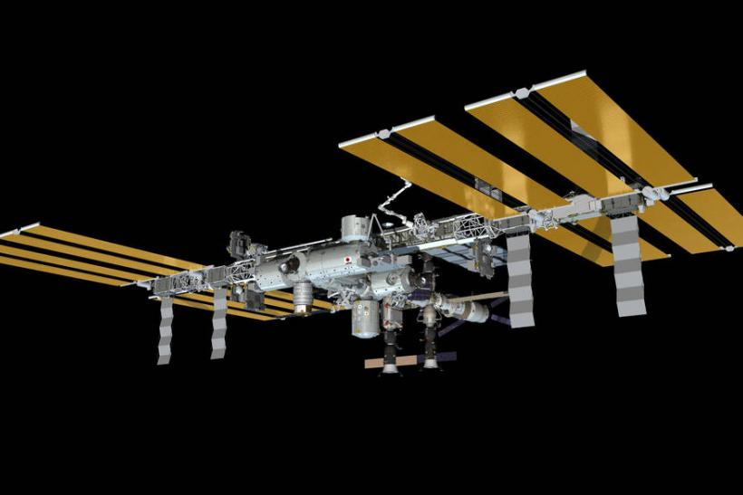 advanced space station - photo #15