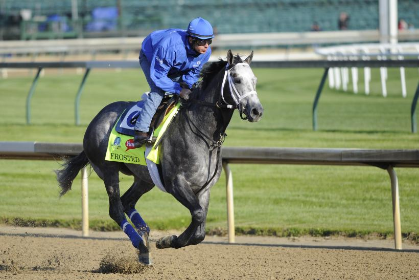 frosted Belmont 2015