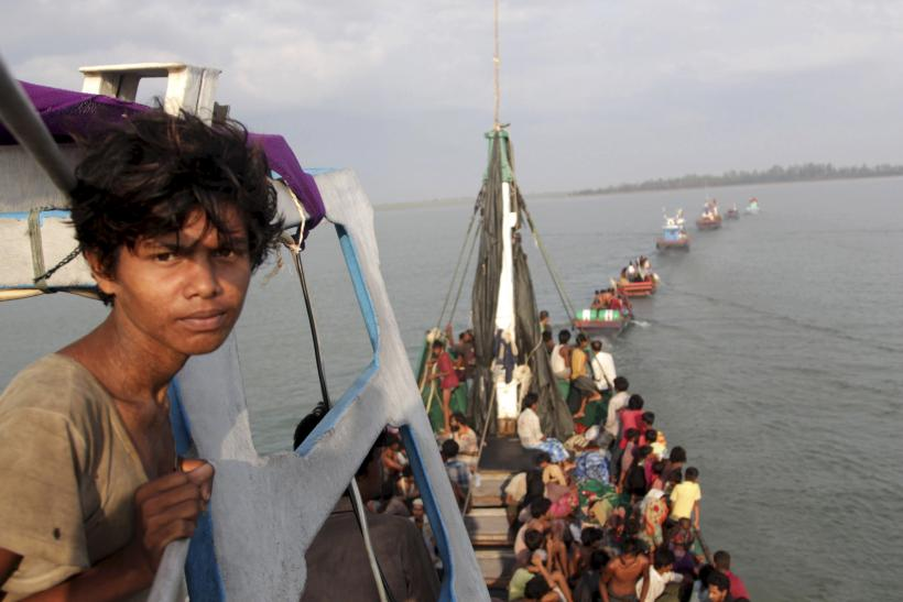 Rohingya-migrants