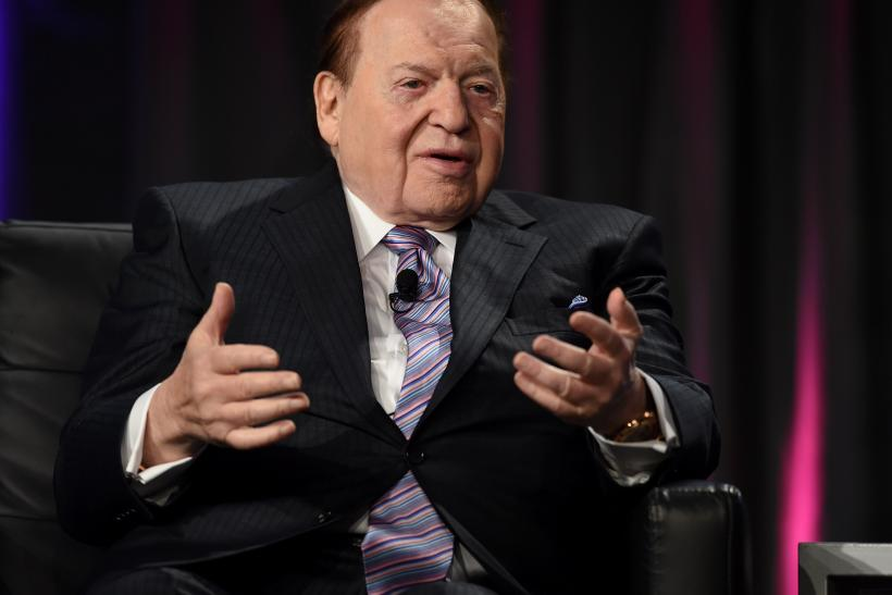 Sheldon Adelson Las Vegas Sands Lawsuit