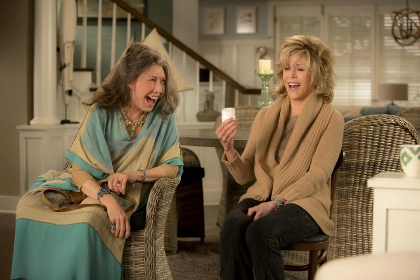 grace and frankie season 2 renewed