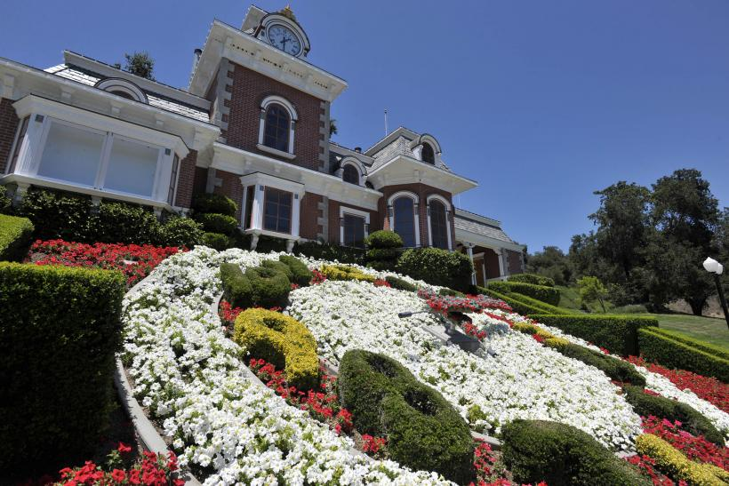 Neverland Ranch Cost And Photos 2015: Michael Jackson'S Former