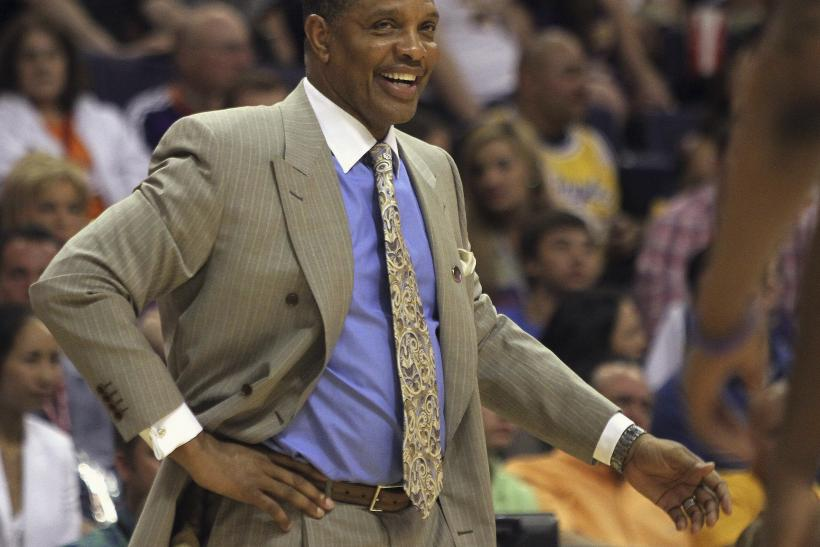 Gentry with the Suns