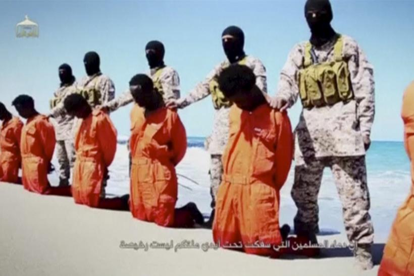 Islamic State Persecution Of Christians: 'Orange Jumpsuit ...