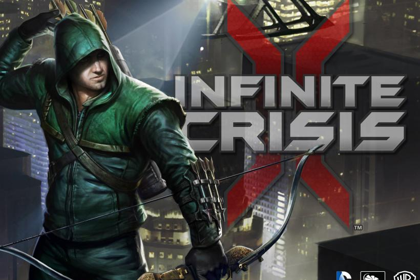 Infinite Crisis Green Arrow