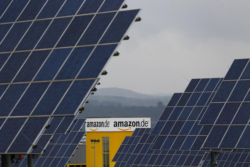 Amazon Will Build Virginia S Largest Solar Farm To Clean