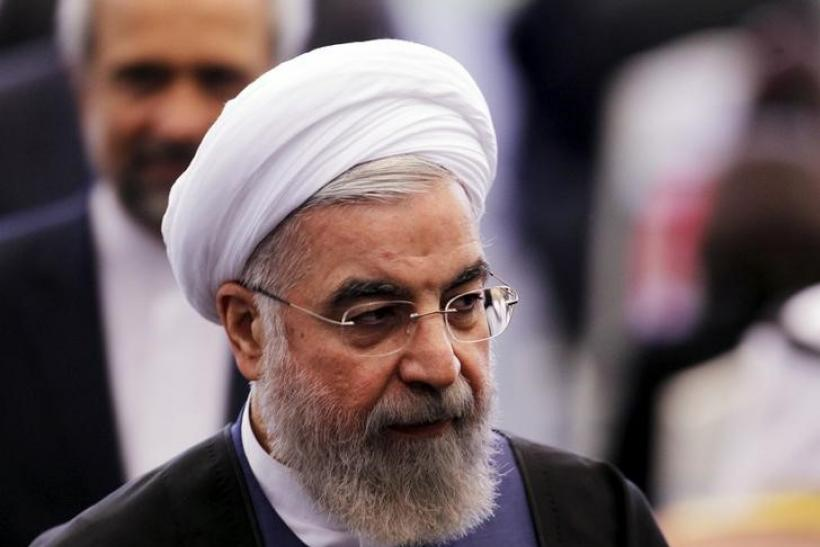 Rouhani Iran nuclear deal