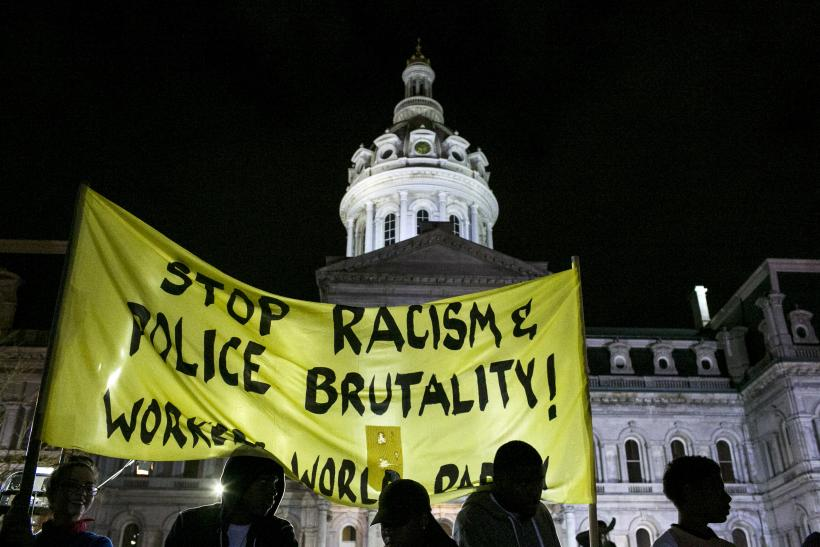 US Police protests