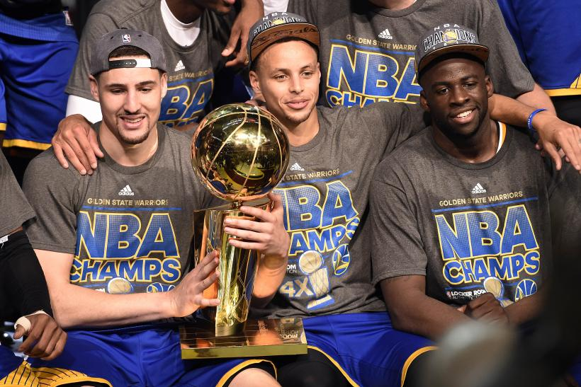 Curry Thompson Green 2015