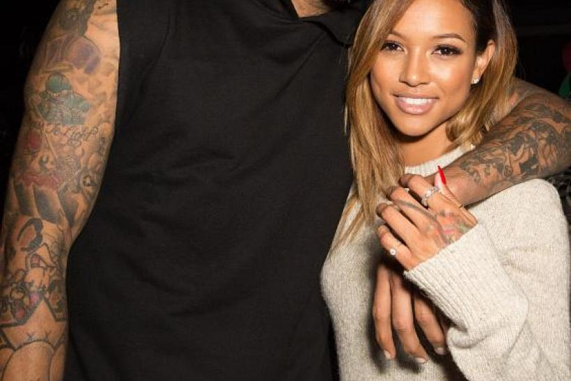Karrueche_chris brown