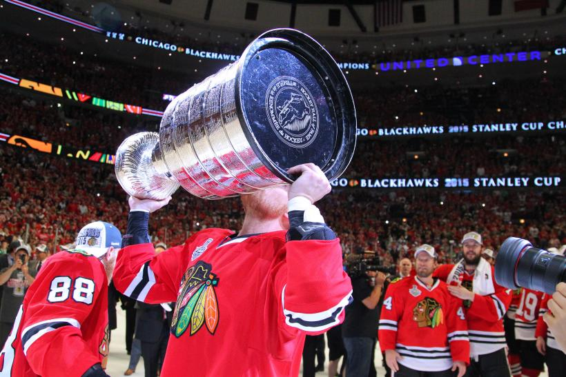 Chicago Blackhawks Cup 2015