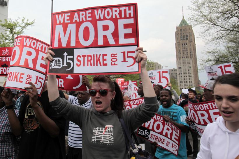 minimum wage 2015 michigan poised to block local control of hourly pay benefits. Black Bedroom Furniture Sets. Home Design Ideas