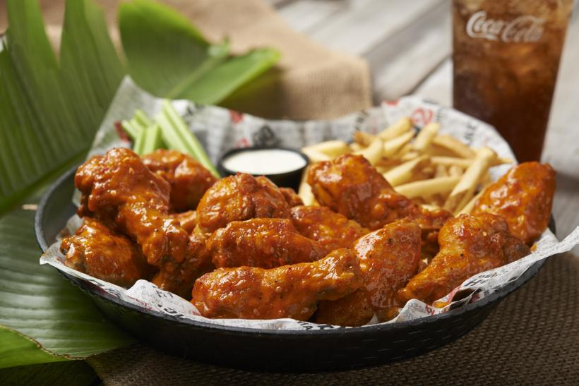 Wings & Fries Combo