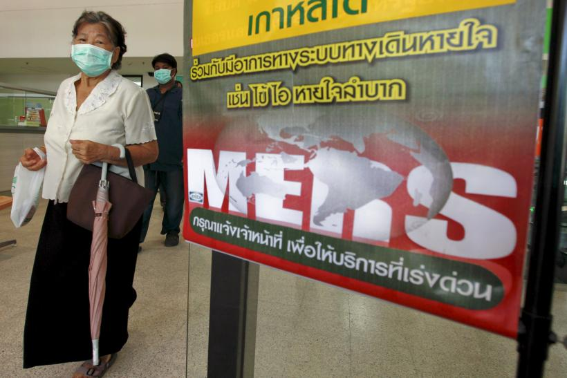 MERS In Thailand