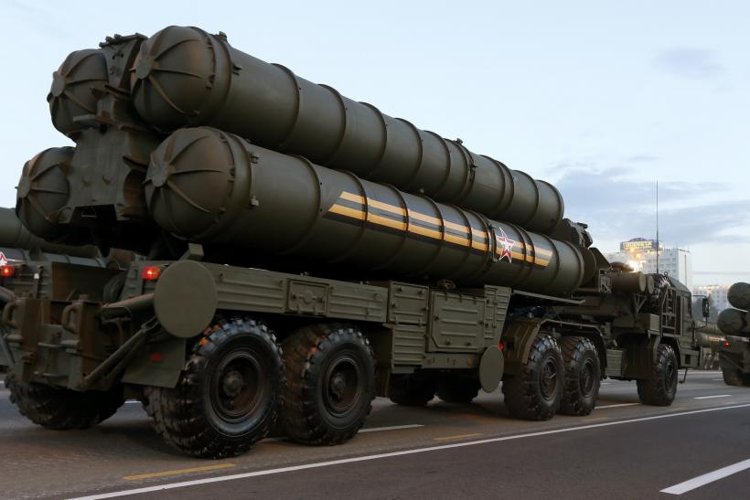Russia's missile defense system.