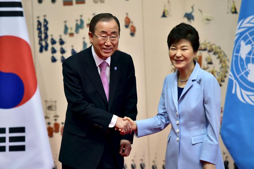 United Nations and South Korea