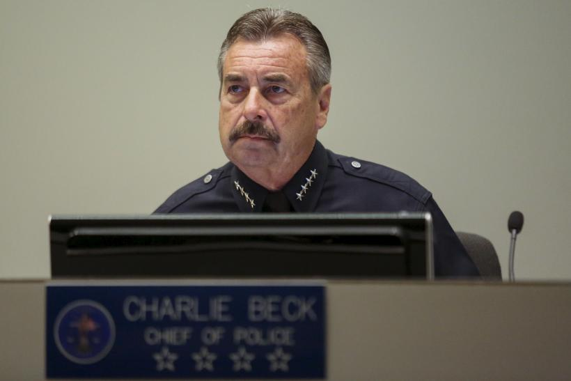 LAPD Police Chief