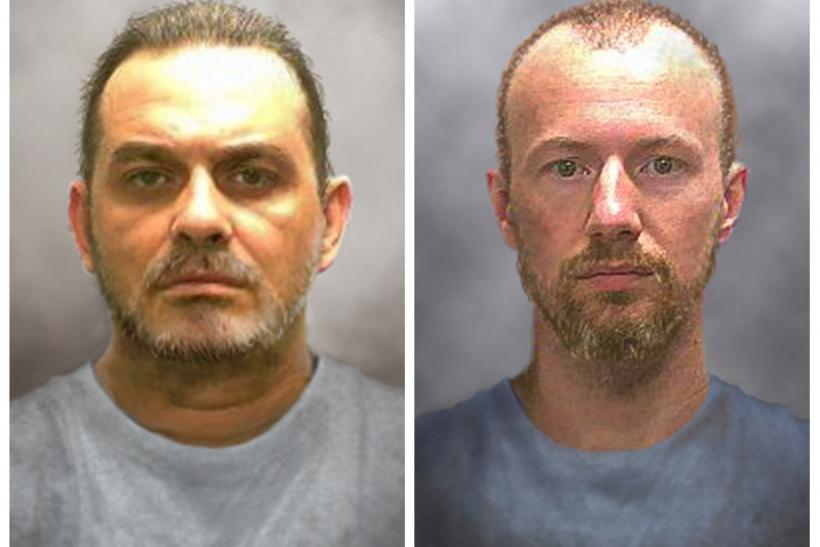 NY prisoners_Richard Matt