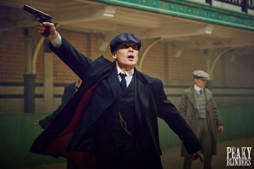 Tommy Shelby Peaky Blinders