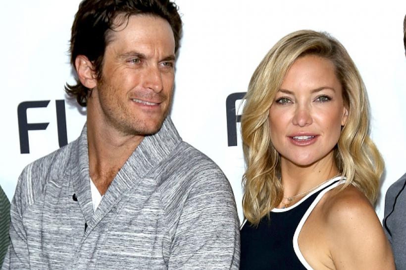 Kate Hudson 'Responds' To Father Bill Publicly Disowning ... Oliver Hudson And Kate Hudson