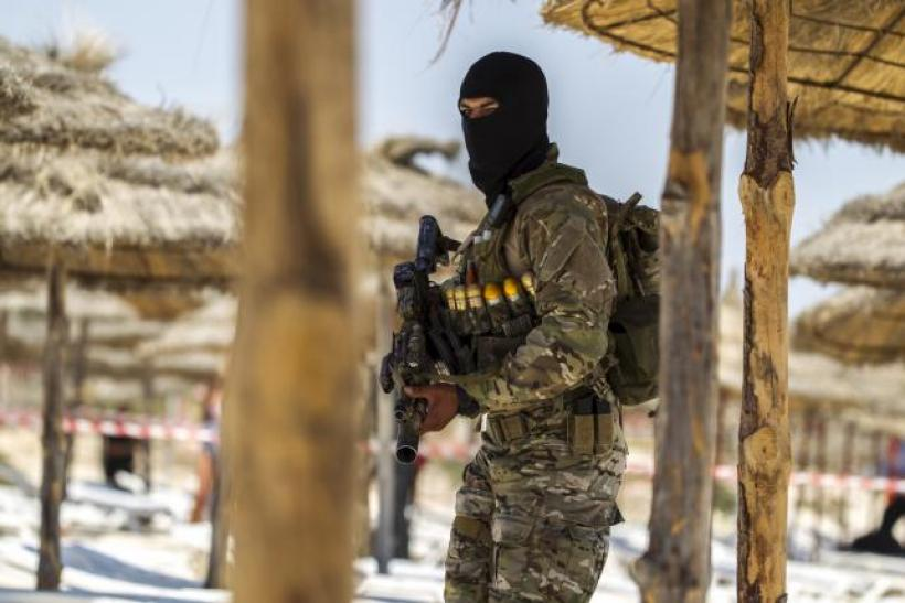 special forces tunisia