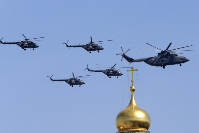 Russian Military Exercises