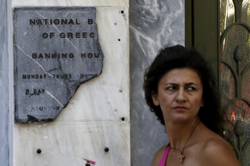 Greek bank failure