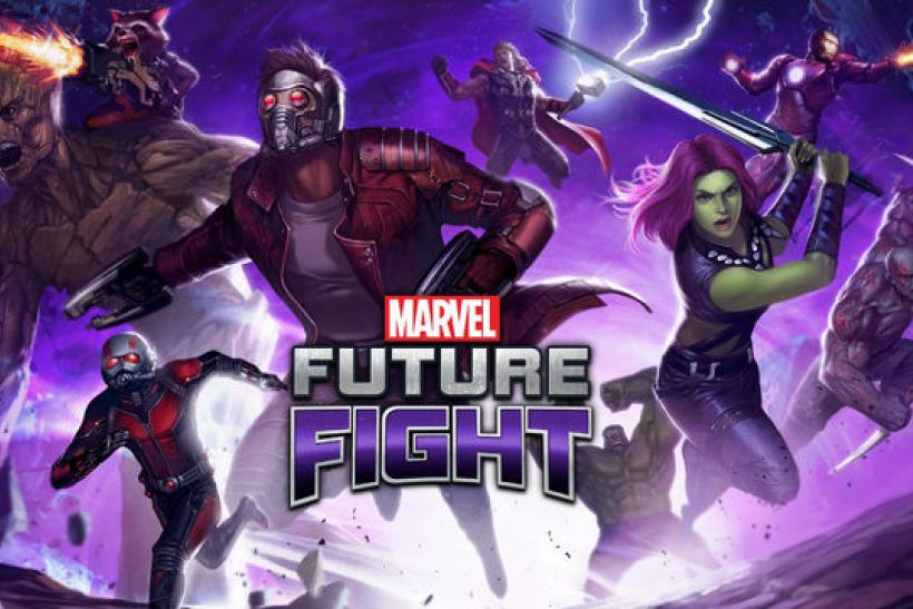 Ant-Man Marvel Future Fight
