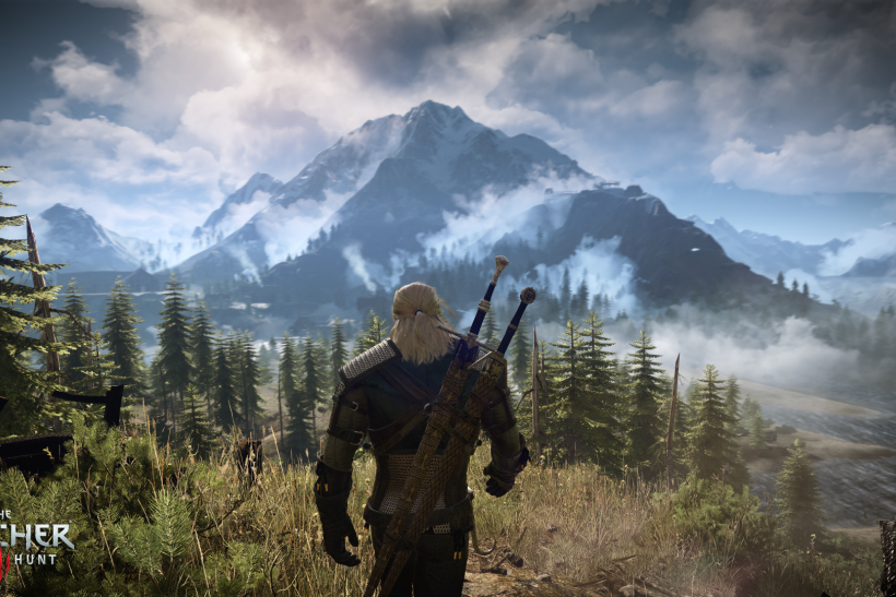Witcher 3 GOG games