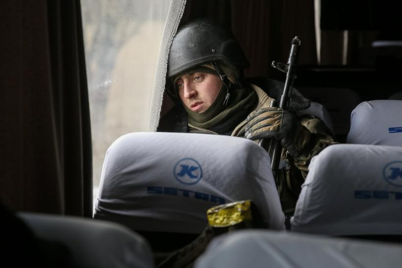 Ukraine's soldiers that no longer want to take orders from Kiev