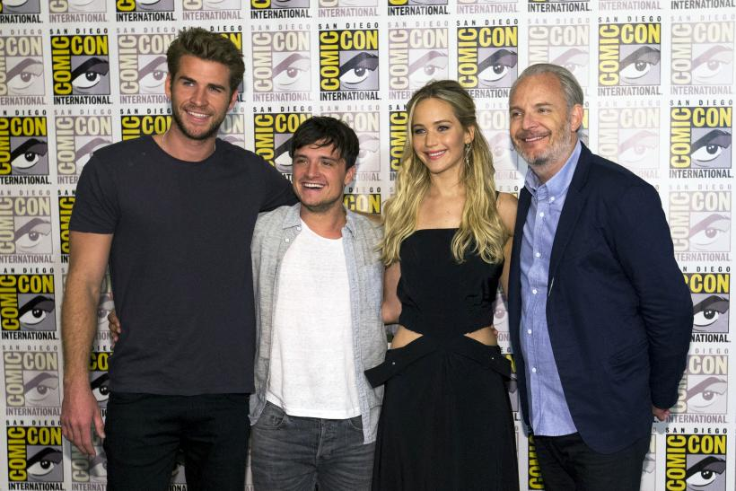 hunger games: mockingjay part 2 cast
