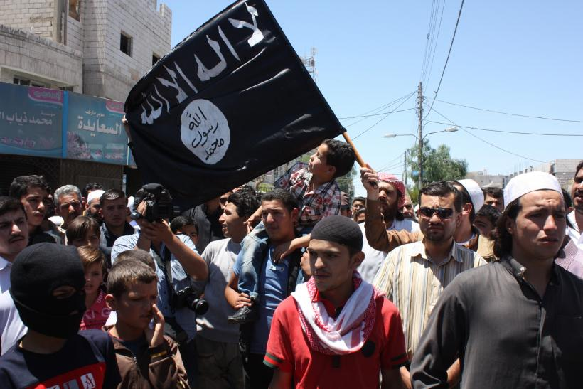 ISIS supporters in Jordan