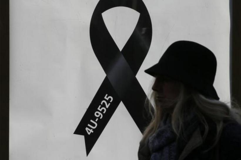 germanwings ribbon