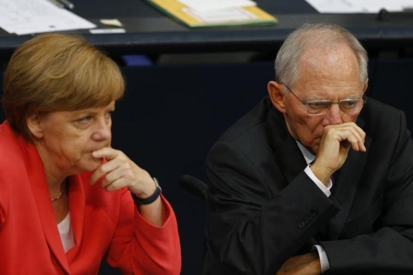 Germans oppose Greece deal