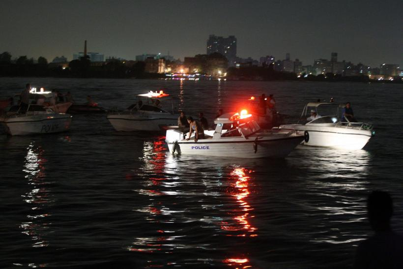 Egypt Boat Accident