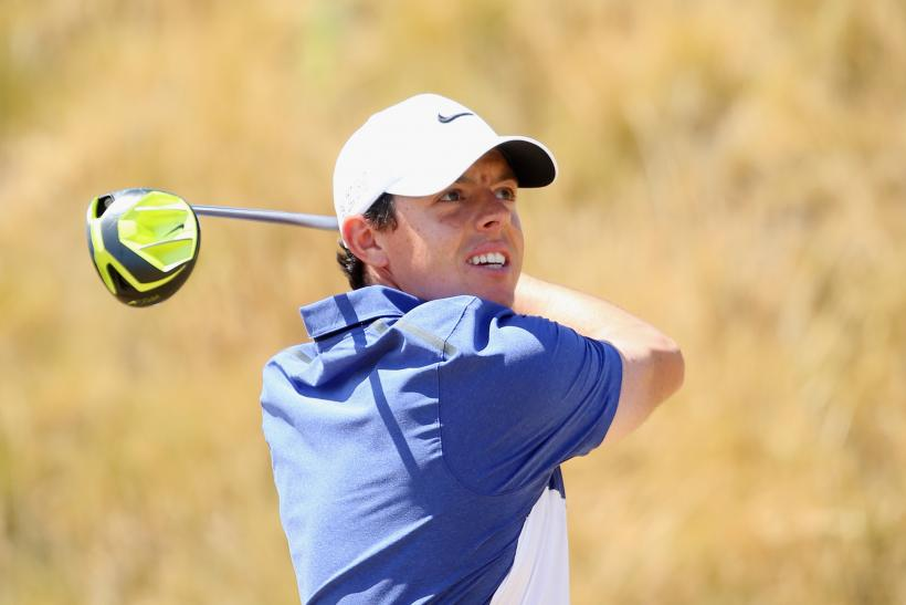 Rory McIlroy Open 2015