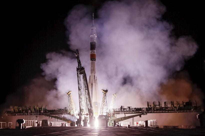 Soyuz-launch
