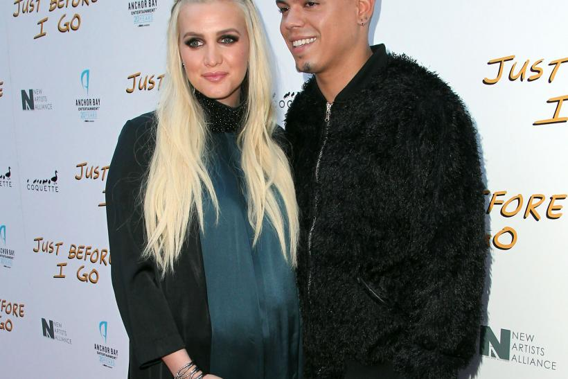 ashlee simpson ross birth baby girl