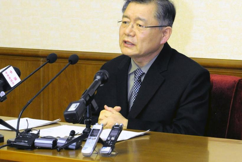 Hyeon Soo Lim, Candian pastor in North Korea
