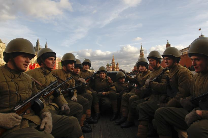 Russia-troops