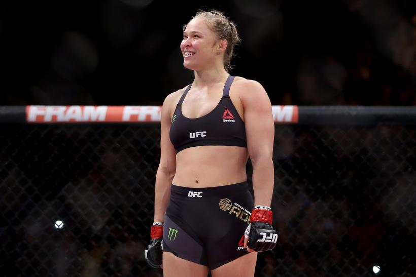Ronday Rousey UFC