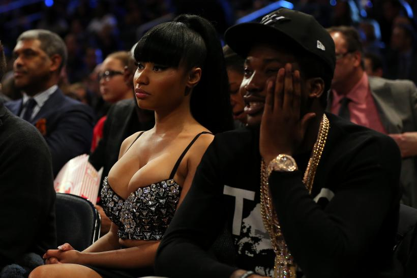 Nicki Minaj_Meek Mill