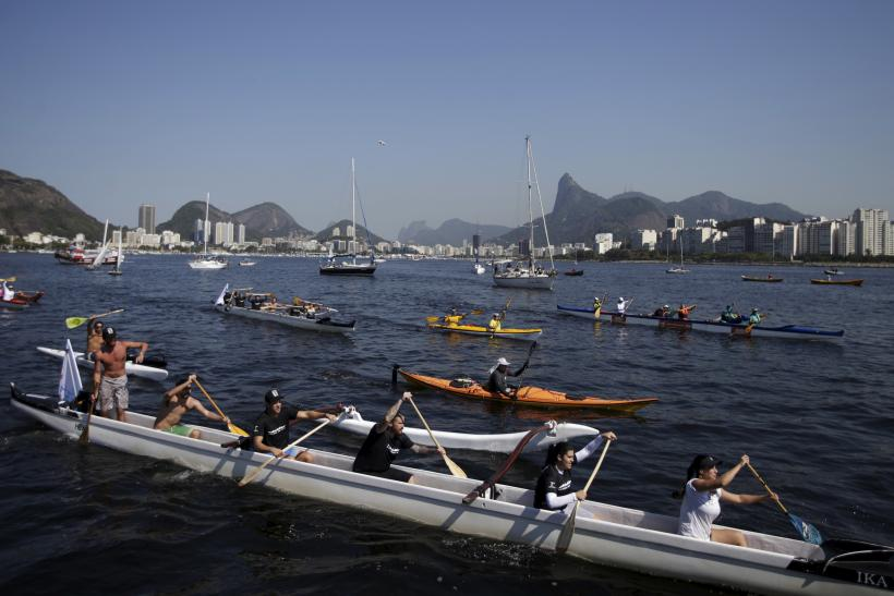 Rio Water Pollution