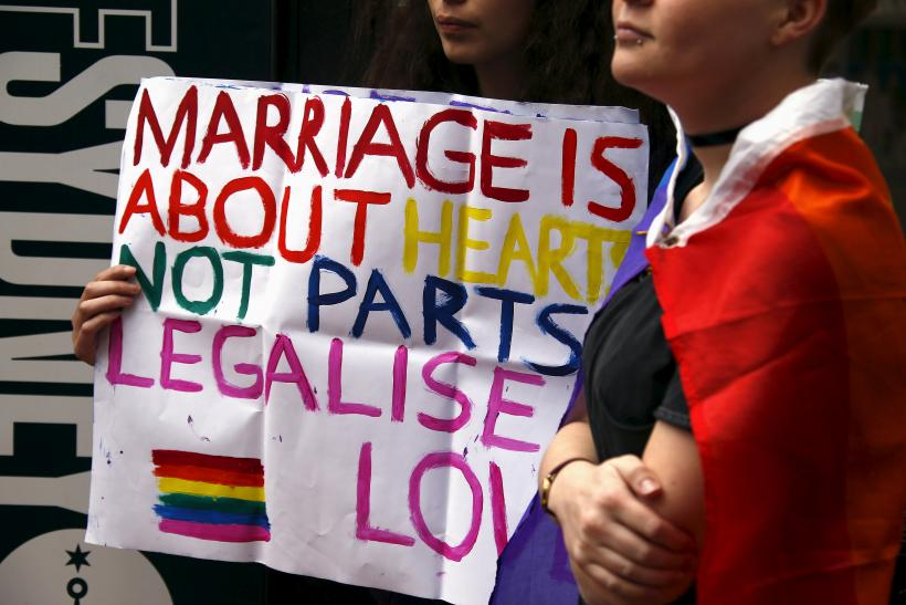Why same sex marriage should be allowed intolerable