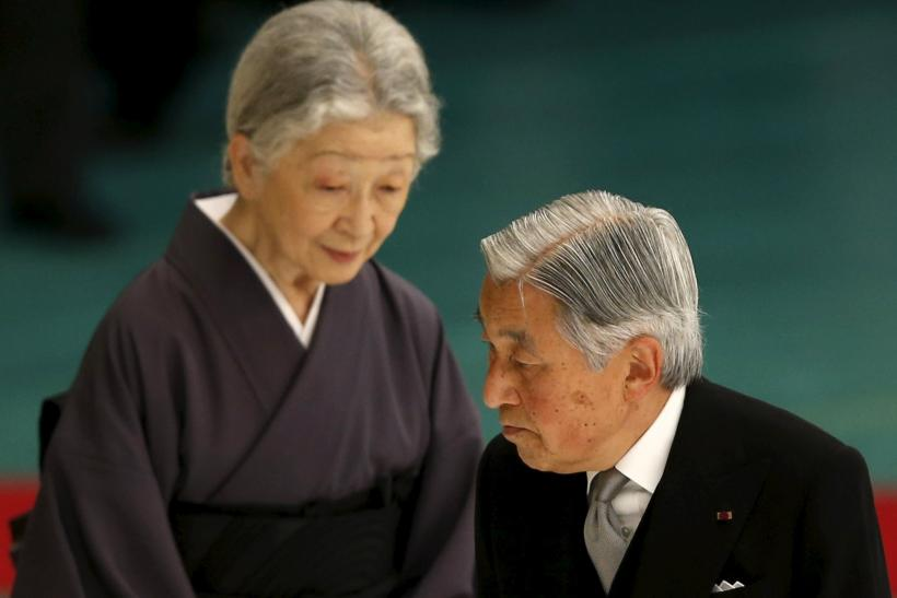 Japan emperor apology