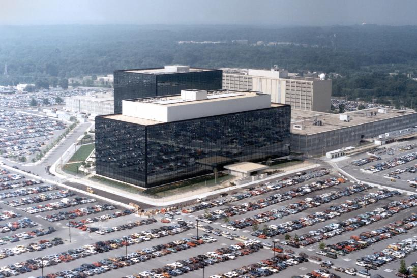 National Security Agency NSA Headquarters