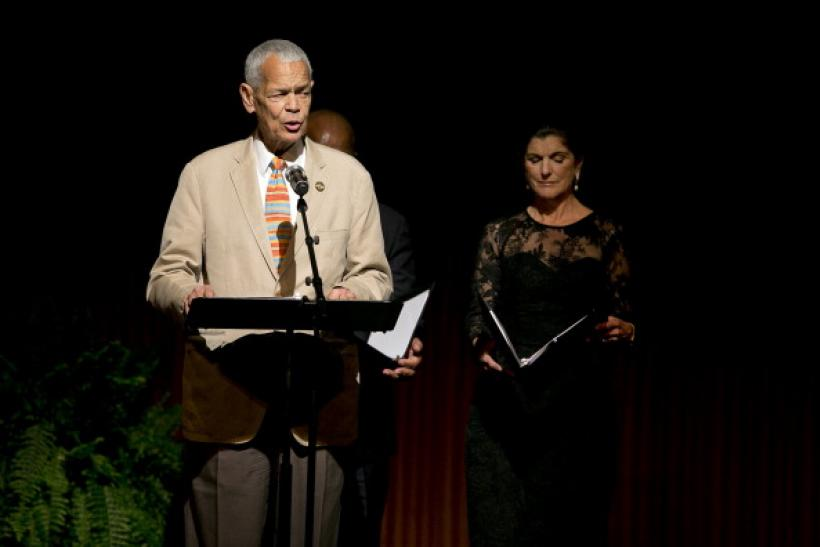 Julian Bond speech 2014