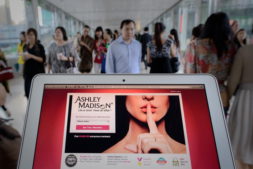 Ashley Madison Hack Investigation