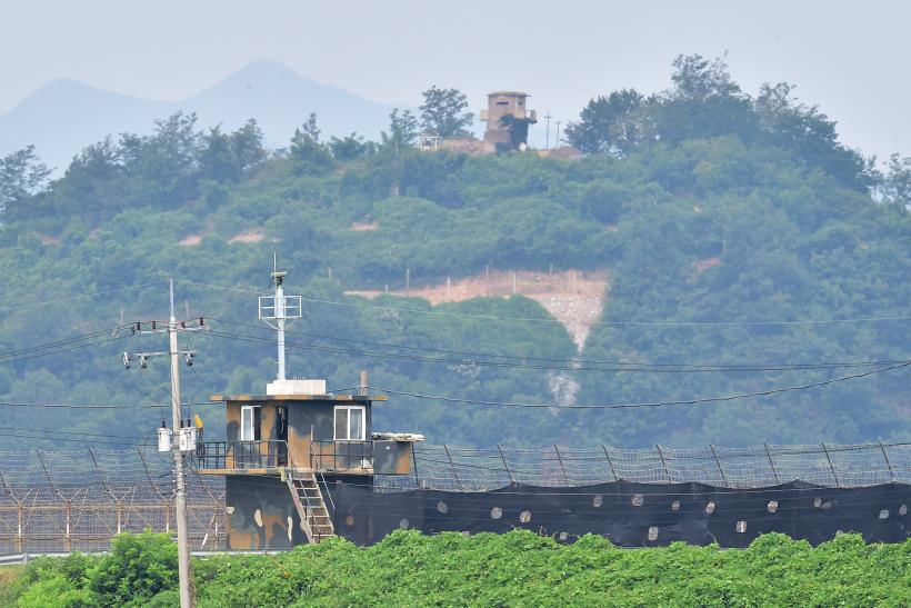 South Korea North military action shelling